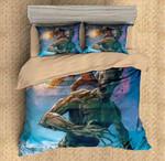 3d Guardians Of The Galaxy  Duvet Cover Bedding Set 3