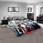 Movie Fullmetal Alchemist N 3d  Duvet Cover Bedroom Sets Bedding Sets