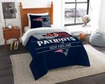New England Patriots Bedding Set (Duvet Cover & Pillow Cases)