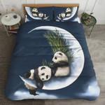 Panda Bedding Set (Duvet Cover & Pillow Cases)
