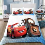 Disney Cars Duvet Cover Bedding Set