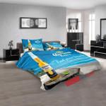 Beer Brand Corona 2v 3d Duvet Cover Bedding Sets