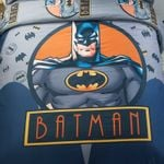 The Dark Knight Rises Batman Duvet Cover Bedding Set