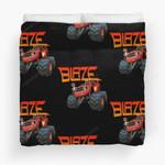 Blaze And The Monster Machines Duvet Cover Bedding Set Quilt Cover Flatsheet 2 Pillow Cases