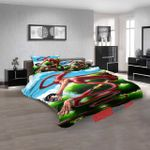 Cartoon Movies The Plastic Man Comedy/Adventure Show D 3d  Duvet Cover Bedroom Sets Bedding Sets