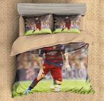 3d Lionel Messi Duvet Cover Bedding Set 4