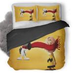 The Peanuts #4 Duvet Cover Bedding Set