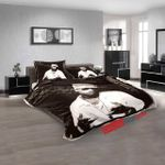 Famous Rapper Guru D 3d  Duvet Cover Bedroom Sets Bedding Sets