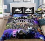 3D Team 1 Fortnite Gamer Duvet Cover Bedding Set