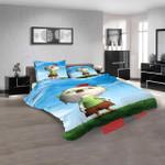 Movie Chicken Little D 3d Duvet Cover Bedroom Sets Bedding Sets