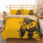3d Bumblebee Duvet Cover Bedding Set