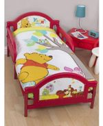Winnie The Pooh Forest Junior Toddler Duvet Cover – Winnie The Pooh Bedding