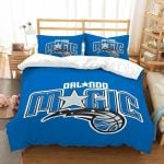3d Orlando Magic Et Duvet Cover Bedding Set