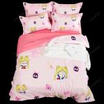 Chi-Bi-Sailormoon-Bedding-Set-4 (Duvet Cover & Pillow Cases)