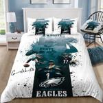 3d Philadelphia Eagles Bedding Set Duvet Cover