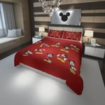 Mickey Mouse Duvet Cover Bedding Set