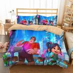 Wreck It Ralph 2 #1 Duvet Cover Bedding Set