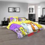 Cartoon Movies The Zhuzhus N 3d  Duvet Cover Bedroom Sets Bedding Sets
