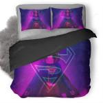Supergirl Duvet Cover Bedding Set Dup