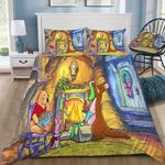 Disney Winnie The Pooh #19 Duvet Cover Bedding Set