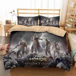 For Honor Conan Exiles #1 Duvet Cover Bedding Set