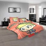 Cartoon Movies The Zhuzhus V 3d  Duvet Cover Bedroom Sets Bedding Sets
