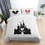 Mickey Mouse  Bedding Set (Duvet Cover & Pillowcases)