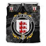 Mcmahon Family Crest Shamrock Bedding Set (Duvet Cover & Pillow Cases)