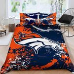 Denver Broncos Bedding Set (Duvet Cover & Pillow Cases)