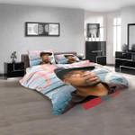 Famous Rapper Sadat X V 3d Duvet Cover Bedroom Sets Bedding Sets