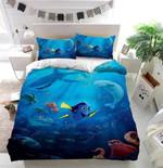 Finding Dory Undersea Bedding Set Duvet Cover