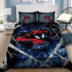 Spider Man Bedding Set Sleepy (Duvet Cover & Pillow Cases)