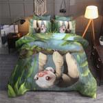 Sloth Cotton Duvet Cover Bedding Sets