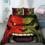Hulk Duvet Cover Bedding Set V1
