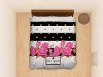 Floral Kate Spade New York Bedding Set (Duvet Cover & Pillowcases)