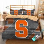 Ncaa Syracuse Orange 1 Logo N 3d Duvet Cover Bedding Sets