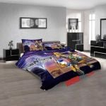 Kingdom Hearts V 3d  Duvet Cover Bedroom Sets Bedding Sets