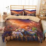 3d Disney Pixar Toy Story Bedding Set  (Duvet Cover & Pillow Cases)