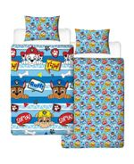 Paw Patrol Duvet Cover Bedding Set