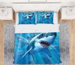Great White Shark Bedding Set (Duvet Cover & Pillow Cases)