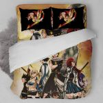 Fairy Tail Bedding Set (Duvet Cover & Pillow Cases)