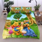 Winnie The Pooh Bedding Sets (Duvet Cover & Pillow Cases)