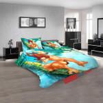 Cartoon Movies The Batman Tarzan Adventure Ho V 3d  Duvet Cover Bedroom Sets Bedding Sets