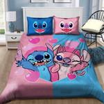 Lilo And Stitch Bedding Set Sleepy Halloween