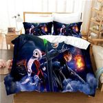 The Nightmare Before Christmas-Bedding-Set (Duvet Cover & Pillow Cases)