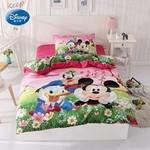 Disney Mickey Mouse (10 Styles) #1  Bedding Set (Duvet Cover & Pillowcases)