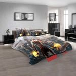 God Of War N 3d  Duvet Cover Bedroom Sets Bedding Sets