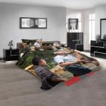 Movie Gran Torino V 3d  Duvet Cover Bedroom Sets Bedding Sets