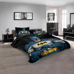 Cartoon Movies The Batman D 3d Duvet Cover Bedding Sets
