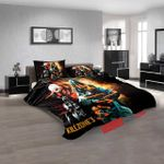 Ps3 Game Killzone 3 N 3d  Duvet Cover Bedroom Sets Bedding Sets